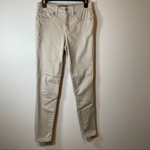 Aeropostale Khaki High Waist Jegging Pants Size 4